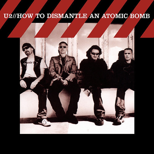 U2 – How To Dismantle An Atomic Bomb CD