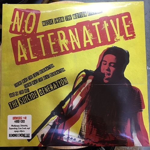 Various – No Alternative: Music From The Motion Picture RSD 2019