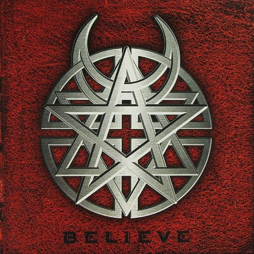 Disturbed – Believe  CD