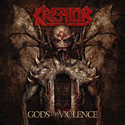 Kreator – Gods Of Violence