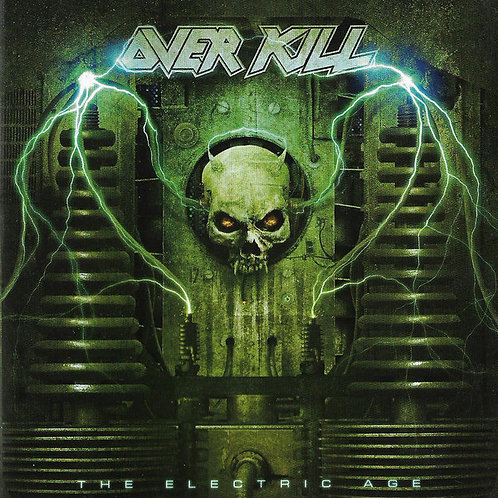 Overkill – The Electric Age CD