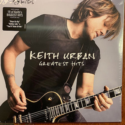 Keith Urban ‎– Greatest Hits: 19 Kids