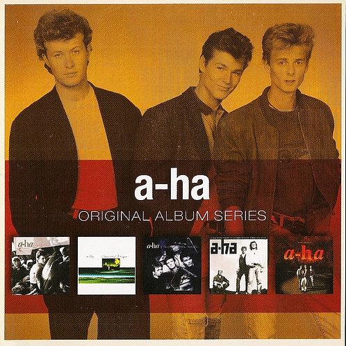 a-ha – Original Album Series CD