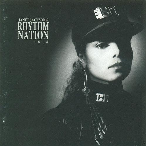Janet Jackson – Rhythm Nation 1814 CD