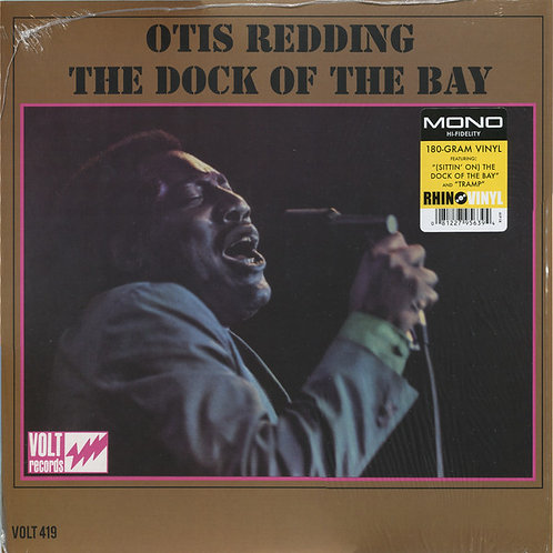 Redding, Otis - Dock of the Bay..(180 Gram Vinyl, Mono Sound) (L.P.)