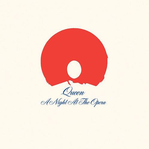 Queen – A Night At The Opera(Vinyl, LP, Album, Reissue, Remastered, Repress, G