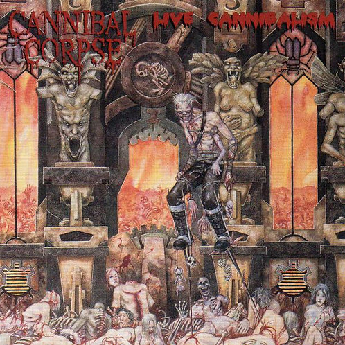 Cannibal Corpse – Live Cannibalism CD