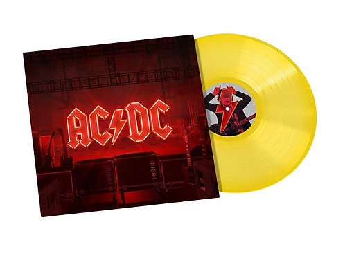 AC/DC – PWR/UP limited edition lp