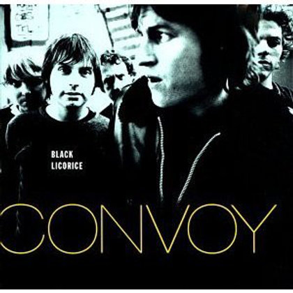 Convoy (2) ‎– Black Licorice CD