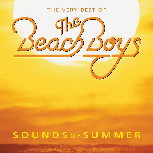 The Beach Boys – Sounds Of Summer - The Very Best Of black vinyl