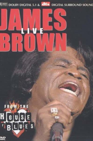 James Brown ‎– James Brown Live From The House Of Blues (Dvd Used)