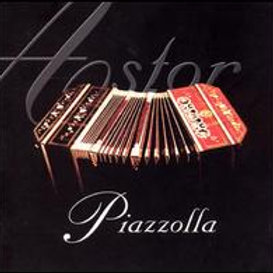 Astor Piazzolla ‎– The Tango Way - The Classic Way (CD)