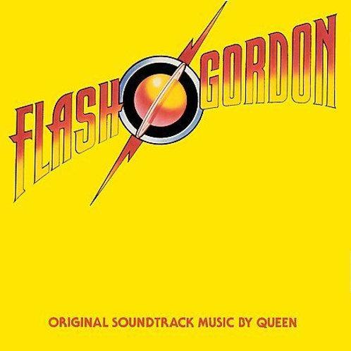 Queen – Flash Gordon (Original Soundtrack Music)