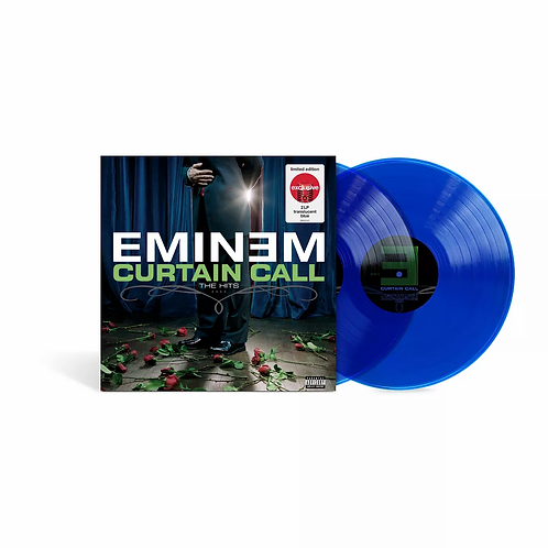 Eminem – Curtain Call - The Hits Target Exclusive