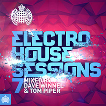 Dave Winnel & Tom Piper ‎– Electro House Sessions 7 CD
