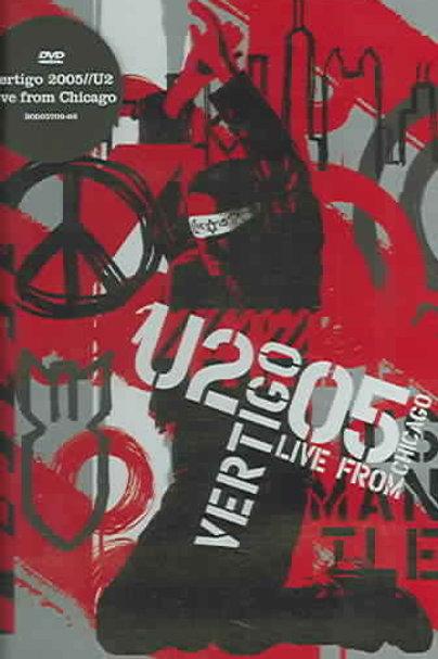 U2–Vertigo 2005 // U2 Live From Chicago (Dvd Used)