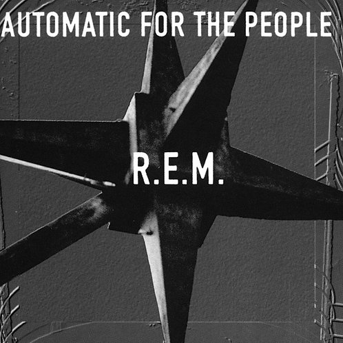 R.E.M. – Automatic For The People CD