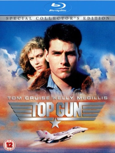 Top Gun [Blu-Ray Dvd Used]