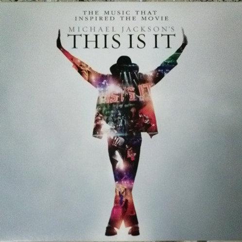 Michael Jackson – Michael Jackson's This Is It CD