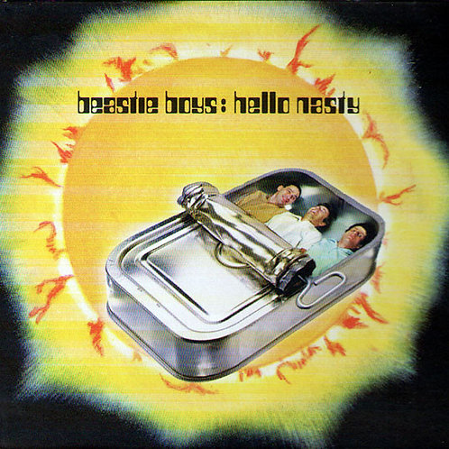 Beastie Boys ‎– Hello Nasty CD