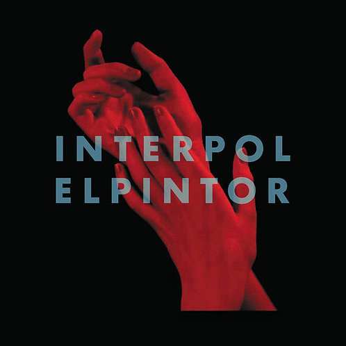 Interpol ‎– El Pintor (LP)