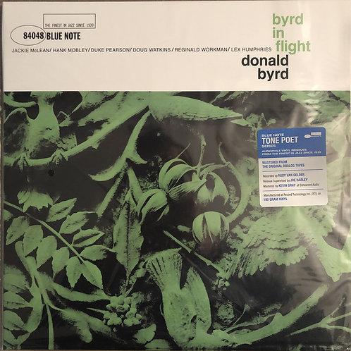 Donald Byrd – Byrd In Flight (Blue Note Tone Poet Series) [LP]