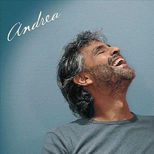 Andrea Bocelli – Andrea