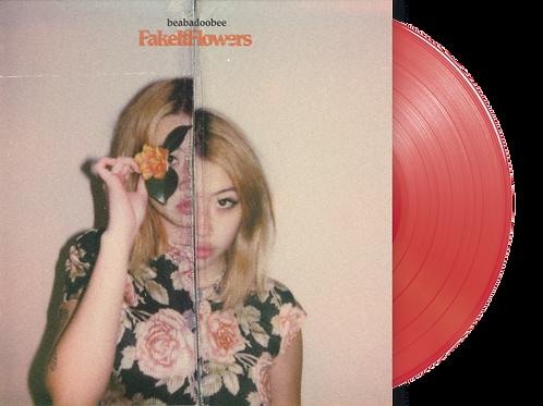 Beabadoobee-Fake It Flowers [Explicit Content] (Colored Vinyl, Red, Indie Exclus