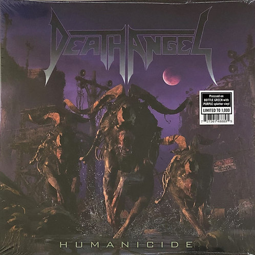 Death Angel (2) ‎– Humanicide