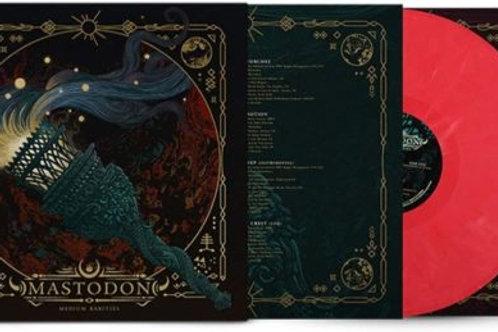 Mastodon – Medium Rarities(2 × Vinyl, LP, Compilation, Limited pink vinyl