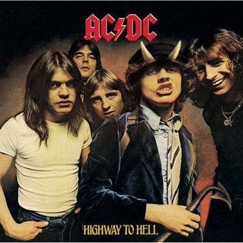 AC/DC – Highway To Hell CD
