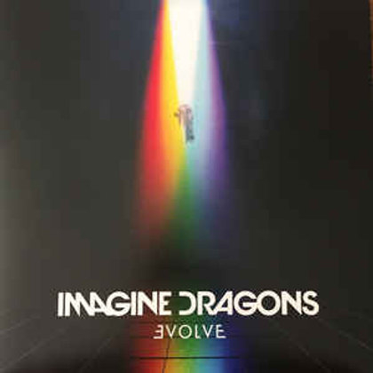 Imagine Dragons - Evolve (L.P.)