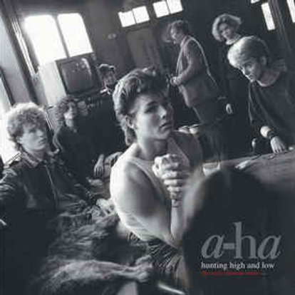 a-ha ‎– Hunting High And Low (The Early Alternate Mixes) RSD 2019