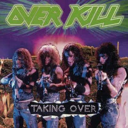 Overkill - Taking Over [Import] (180 Gram Vinyl) (L.P.)