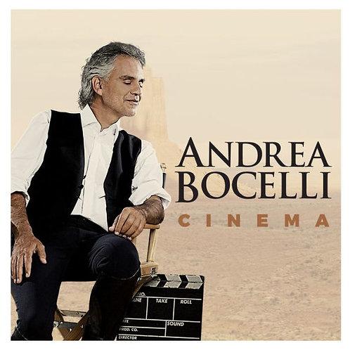 Andrea Bocelli – Cinema (Deluxe Edition)[B&N Exclusive 2LP]