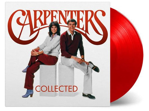 Carpenters ‎– Collected (Black vinyl)
