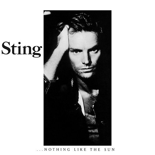 Sting – ...Nothing Like The Sun CD