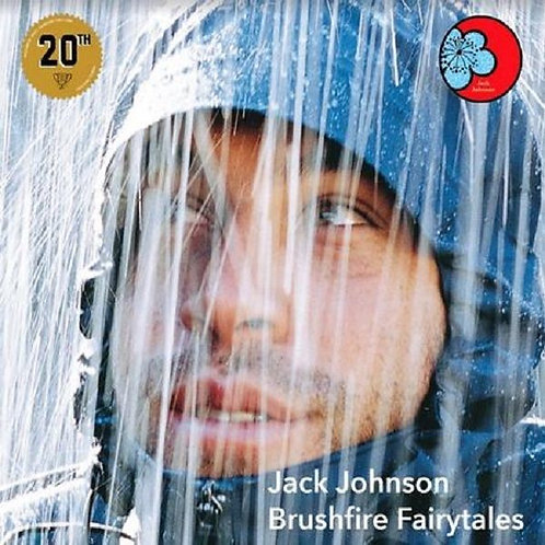 Jack Johnson ‎– Brushfire Fairytales ( 20th Anniversary High Def Edition )