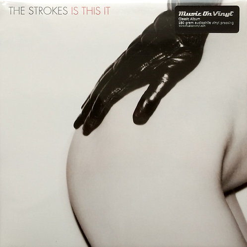 The Strokes ‎– Is This It LP