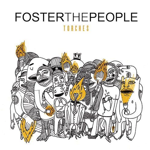 Foster The People – Torches CD