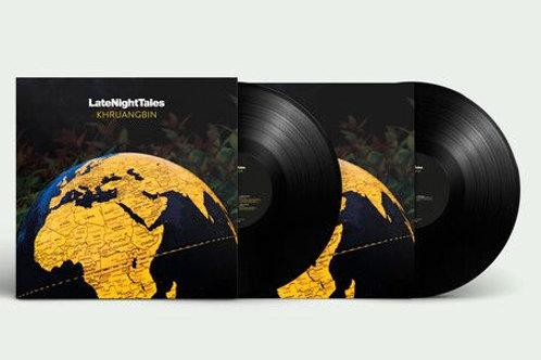 Khruangbin – LateNightTales (Black, 180 Gram Vinyl, Digital Download Card)
