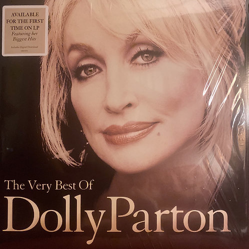 Dolly Parton ‎– The Very Best Of Dolly Parton