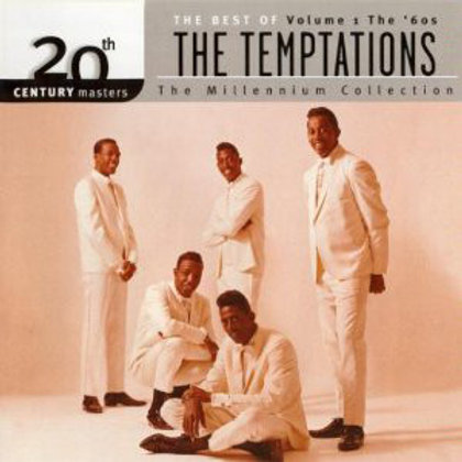 The Temptations – The Best Of The Temptations CD