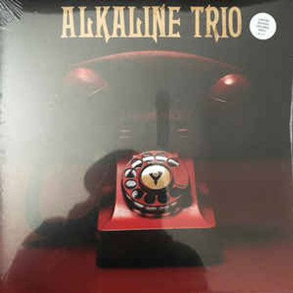 Alkaline Trio ‎– Is This Thing Cursed?