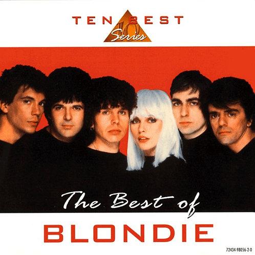 Blondie – The Best Of Blondie CD