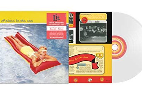 Lit – A Place In The Sun  white lp