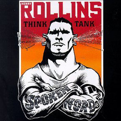 Henry Rollins ‎– Think Tank CD