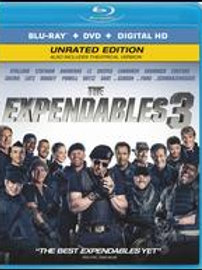 The Expendables 3 [2 Discs] [Ultraviolet] [Includes Digital Copy] [Blu-ray/DVD]