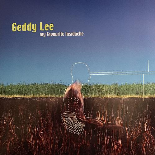 Geddy Lee – My Favourite Headache