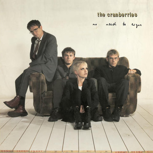 The Cranberries-No need to argue coloured vinyl blue